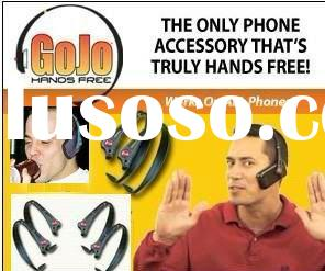 GoJo Hands Free Phone Headset