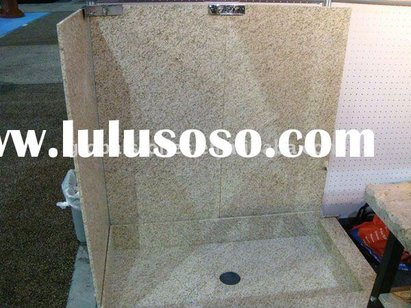 tiger yellow granite shower wall for sale