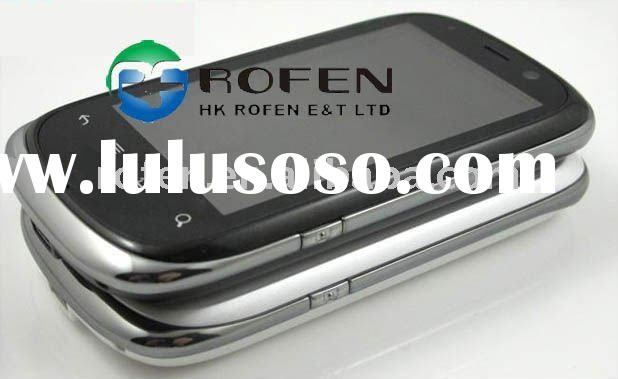 """HD6 Pebble 3G 3.2"""" touch screen 5.0 MP WCDMA Android 2.2 Dual Sim Mobile Phone"""