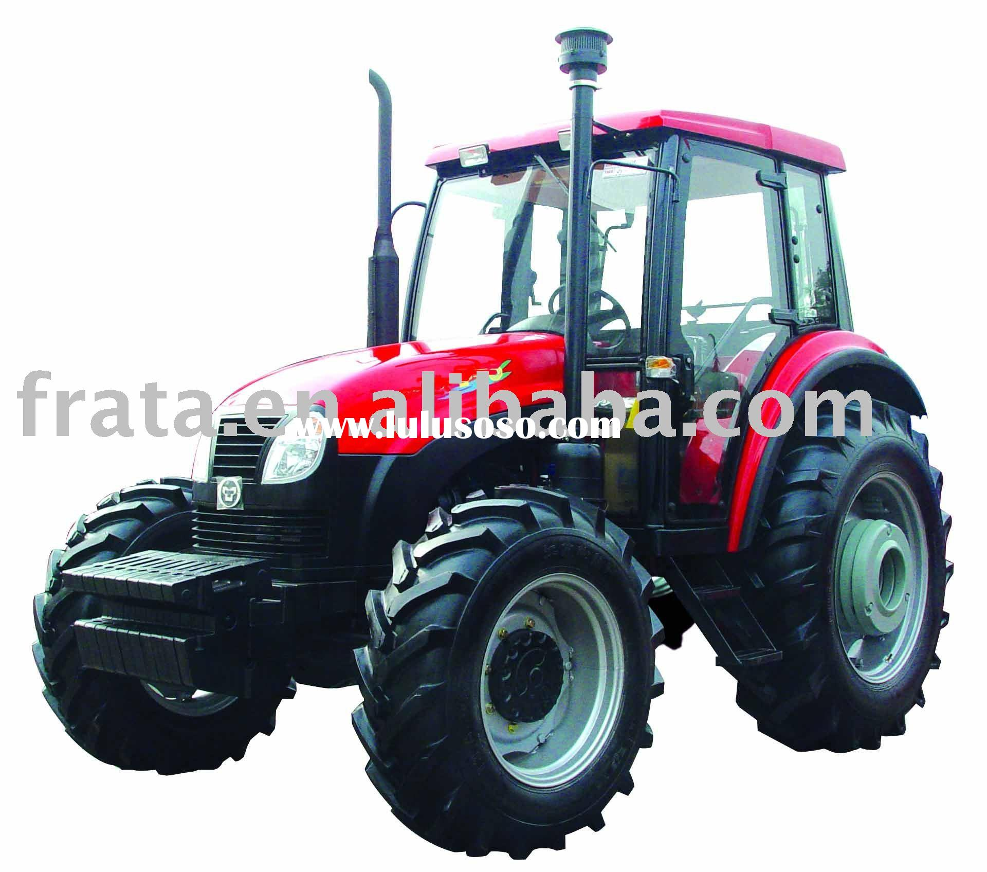 Hot sale low price four wheel Tractor for African market