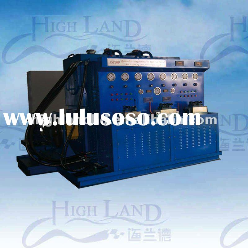 Hydraulic test bench for pump repair for sale price Hydraulic motor testing