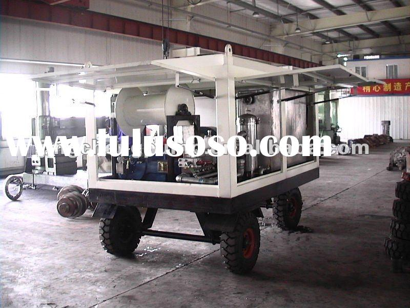Industrial High Pressure Cleaning Machine Water Jet