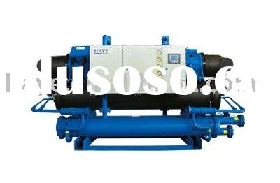 Industrial water cooled screw water chiller (110-3750kw cooling capacity)