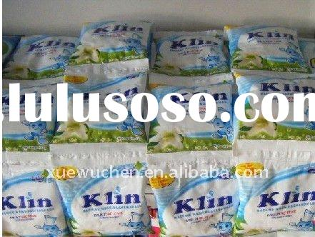 Klin--High Foam&Best Quality Detergent for Africa Market