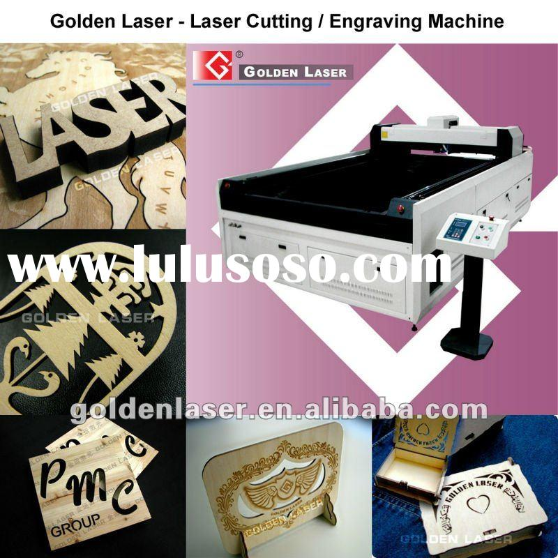 Large Size CNC Laser Wood Cutting Machine