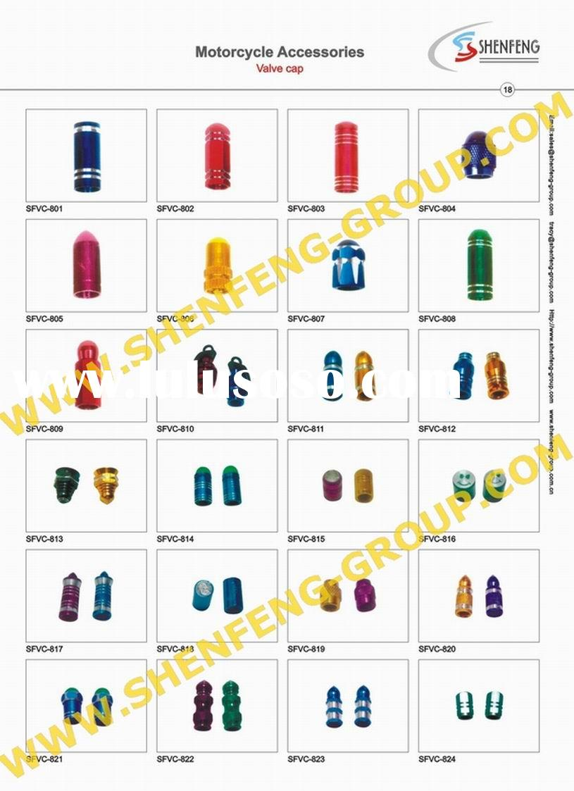 Motorcycle Valve Cap (valve cover,valve part,motorcycle part)