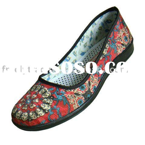 New Style Old Women Casual Shoes Women Canvas Shoes