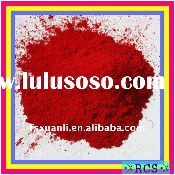 Organic Pigment Red 52:2 in chemicals MSDS BASF