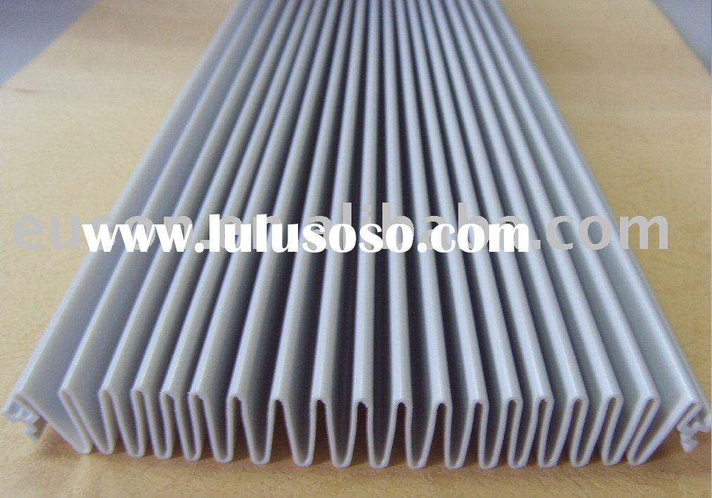 Pvc Coextrusion Accordion Curtain For Sale Price China