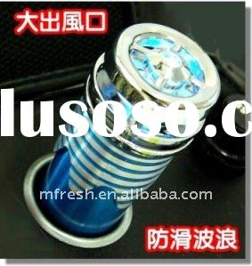 Plug in Car Ozone Generator 0.05ppm + Ionic Air Purifier