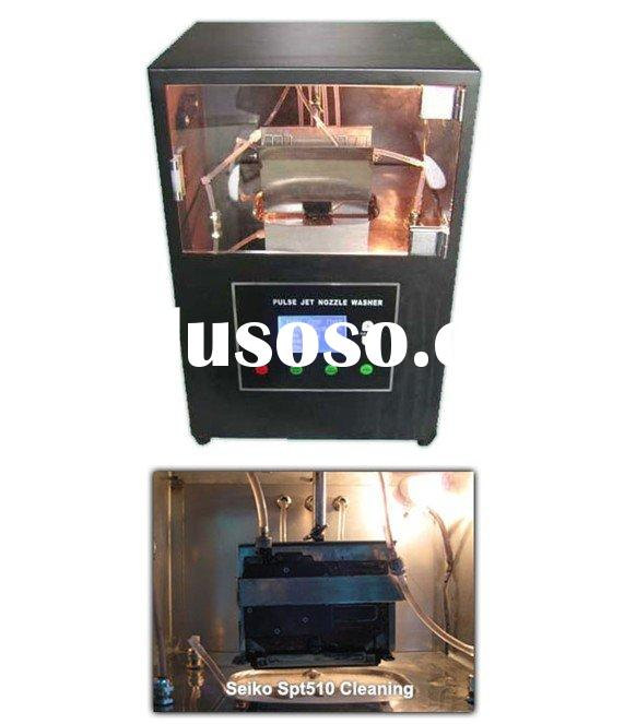 Print-Head Cleaner / Printhead Cleaning Machine (For Large Format Printer)