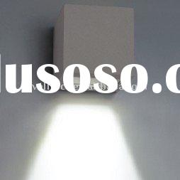 Project architecture LED outdoor wall lamp 3W up and down wall lighting