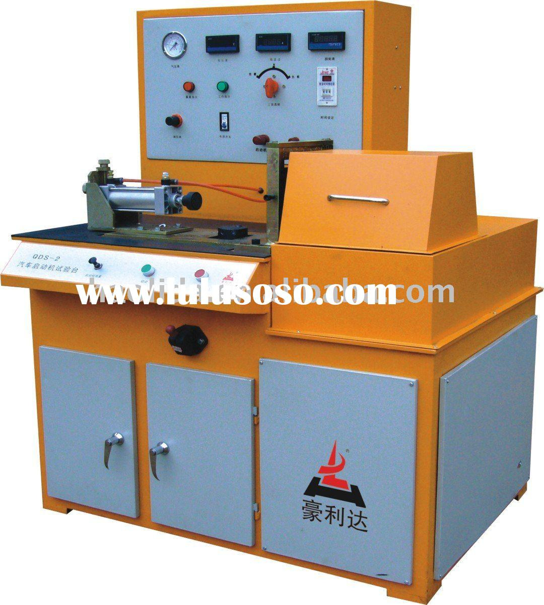 QDS-2 Model automobile starter motor test bench