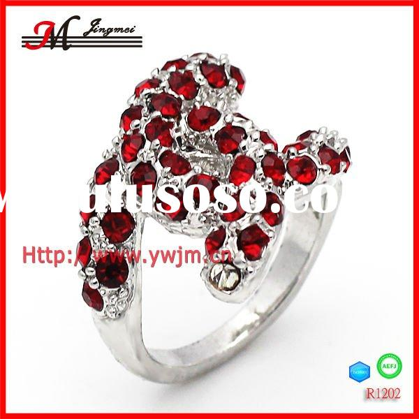 R1202 fashion military ring jewelry from Yiwu