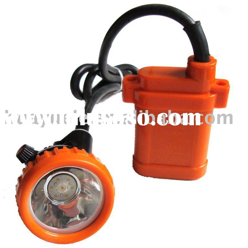 Safety !NI-MH battery explosionproof led mining light KJ5LM