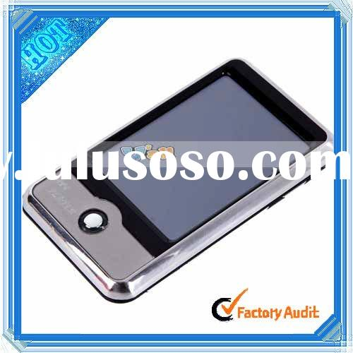 "Silver 4GB 2.8"" TFT-LCD Touch Screen Driver MP4 Player Download With Camera"