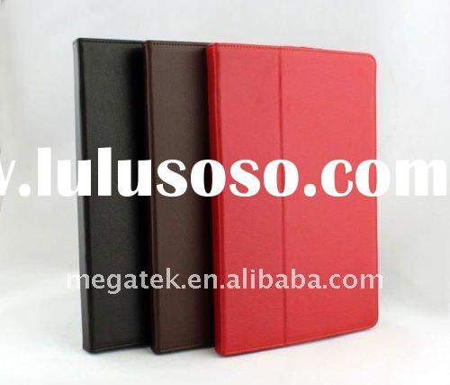 Slim leather case for Asus EEE PAD transformer TF101