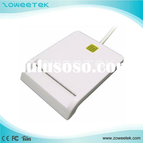 Smart Card Reader (Single Smart / ATM / ID Card Reader)