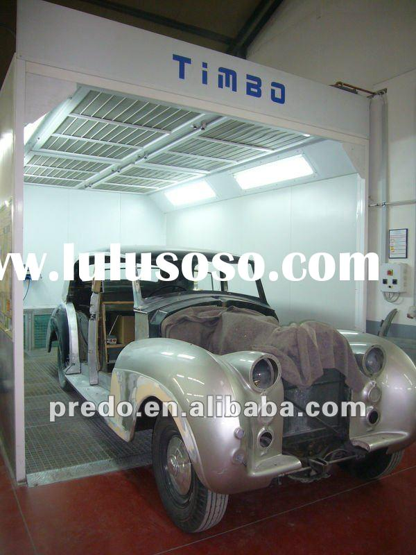 Spray Bake Paint Booth / Car Baking Oven / Car Spray Paint Booth Oven TIMBO-701