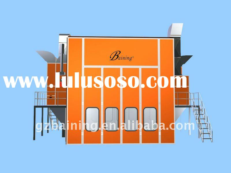 Spray Booth Equipment/car painting oven/bake oven paint booth