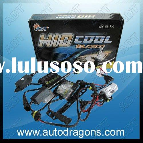 Super slim ballast HID xenon light