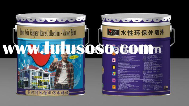 Victor Self Cleaning Anti-Fouling Matt Varnish Exterior Wall Paint