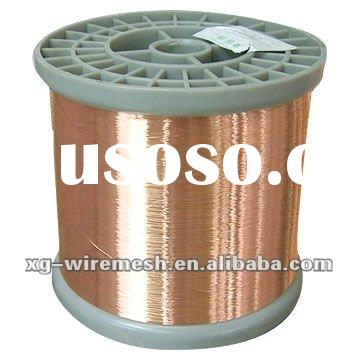(factory,best price) Red copper wire