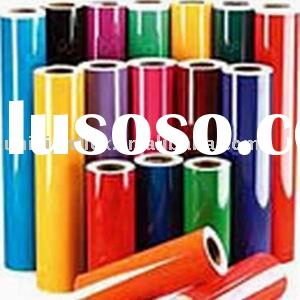 color vinyl film (cutting vinyl)