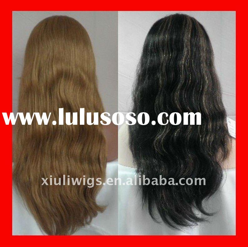 fashion full lace wig for black women