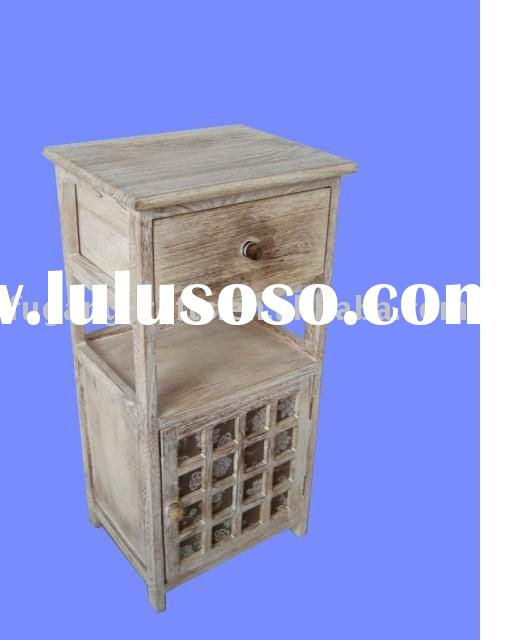 home Wooden Cabinet furniture with drawer