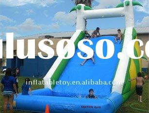 inflatable commercial water park slides