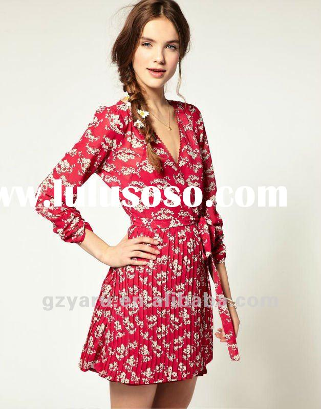 long sleeve dress new fashion 2012 celebrity for women chiffon shirts abaya maxi