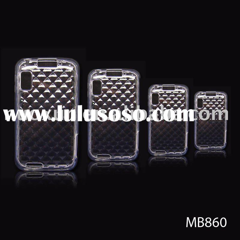 mobile phone case for MOT MB860