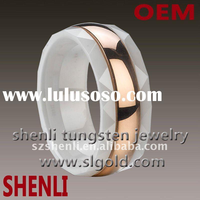 new fashion jewelry wedding rings for men