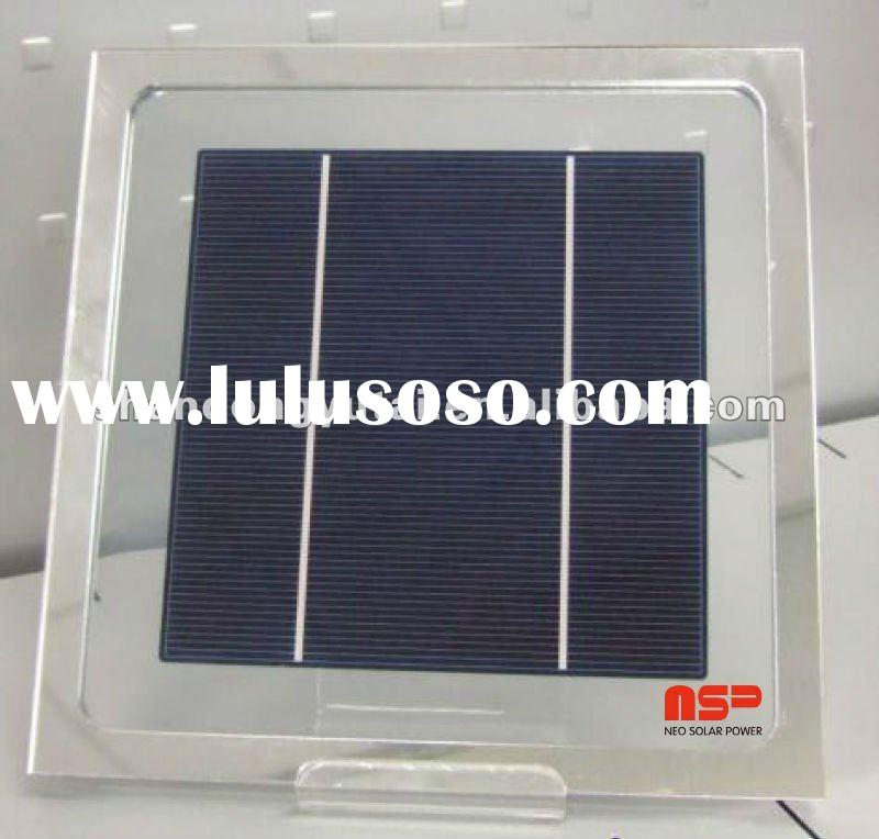 poly solar panels for sale/solar cells 156*156