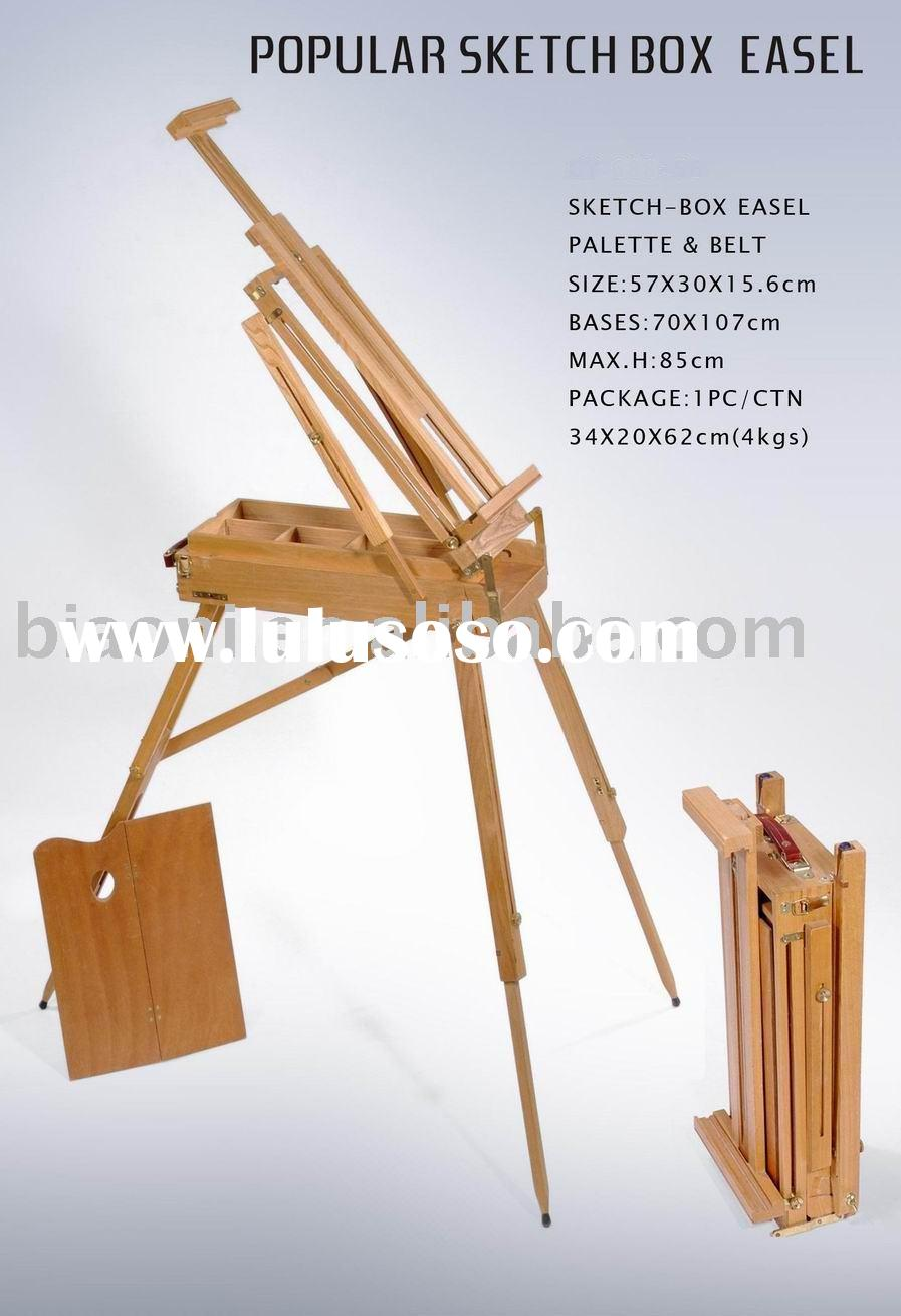 Tabletop Sketch Box Easel For Sale - PriceChina ManufacturerSupplier 735792