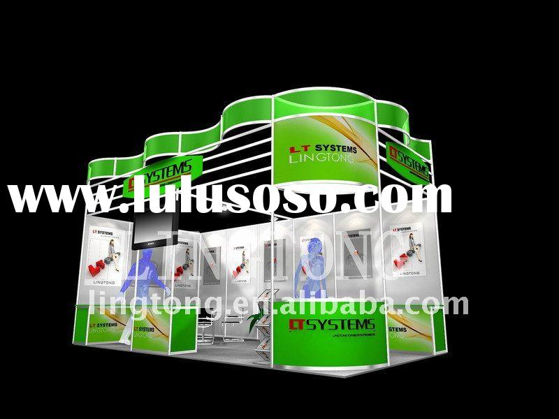trade show display/standard exhibition booth