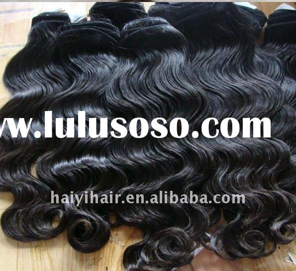 wholesale best quality wavy cambodian remy weft
