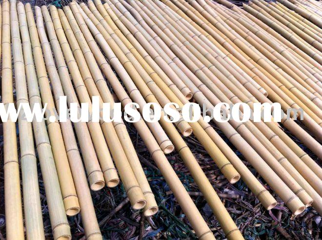 100% Natural Bamboo Pole
