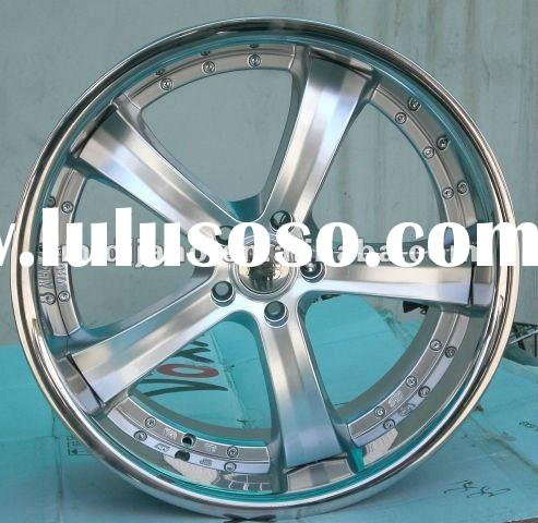 19 inches silver wheel rims for cars