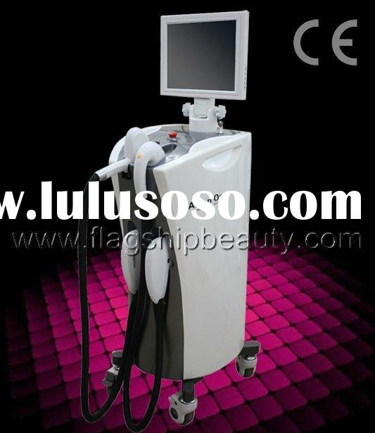 2011 Newest Beauty Machine IPL+808nm Diode Laser Hair Removal Asian One