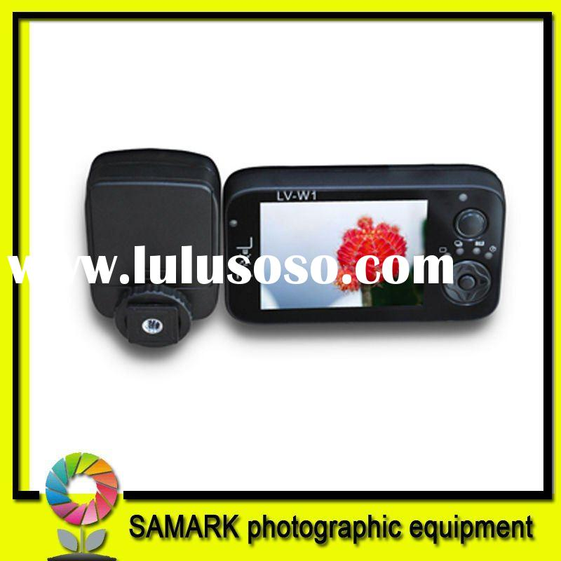 2.4 GHz and 433 MHz wireless remote control system