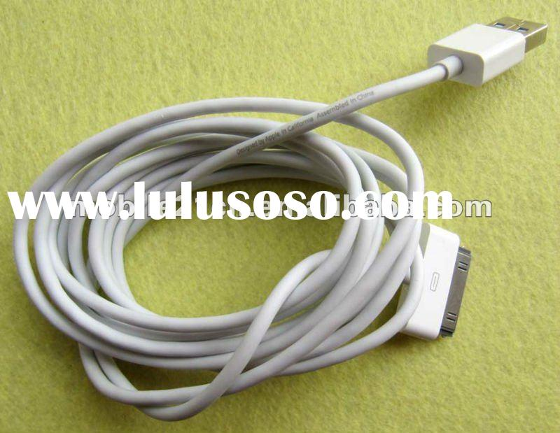 2 Meter USB Data Cable Replacement for Iphone Ipod