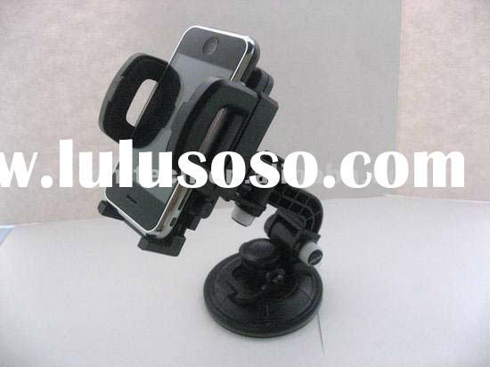 360 Car Mount Windshield Cradle Holder Stand for Apple iPhone 4S 4G 4