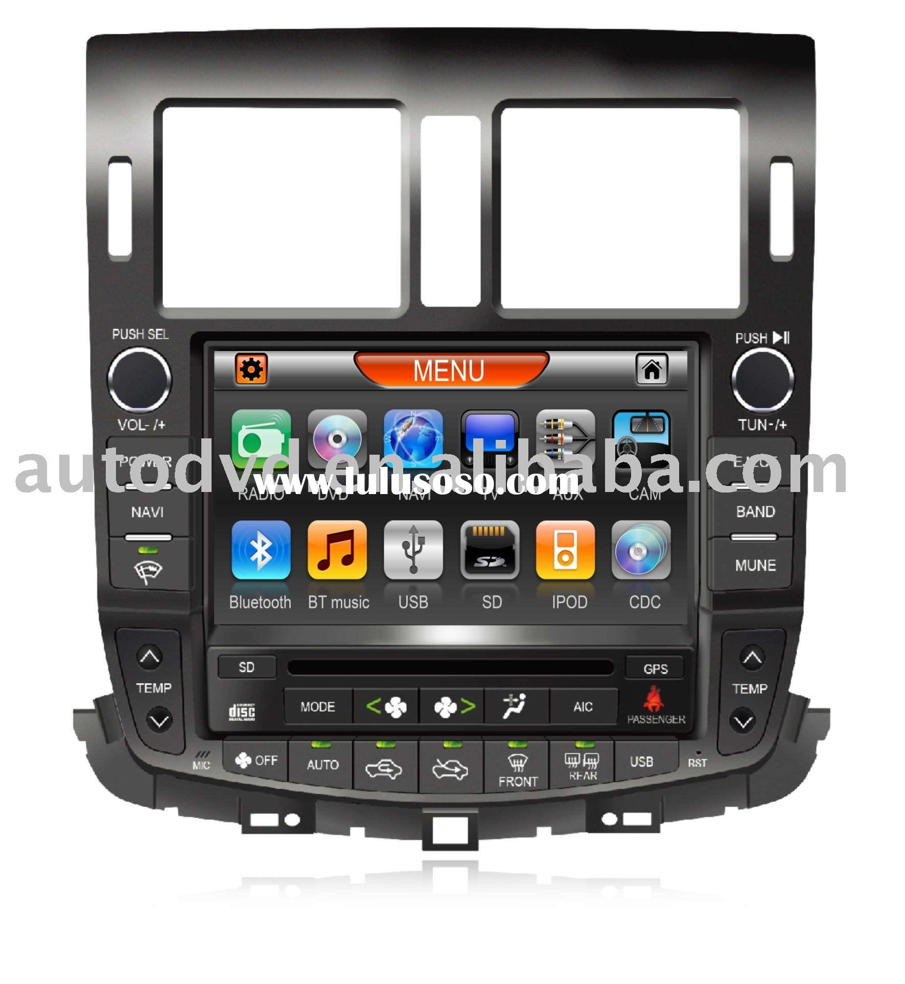 8'' 2 din CAR DVD/ GPS for Toyota Landcruiser