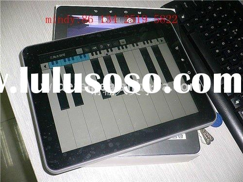 9.7 inch touch panel, IPS screen tablet pc,android 2.3