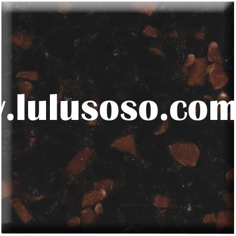 Artificial stone solid surface sheets
