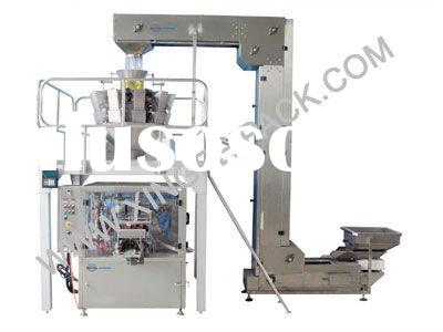 Automatic Plastic Bag Filling Sealing Machine for Solid XFG