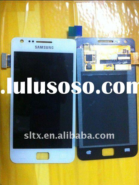 For Samsung Galaxy S2 lcd touch screen with samsung logo