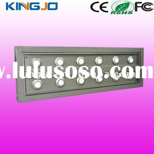 High brightness 12*3W led jewelry display lighting for lighting jewelry with Patent
